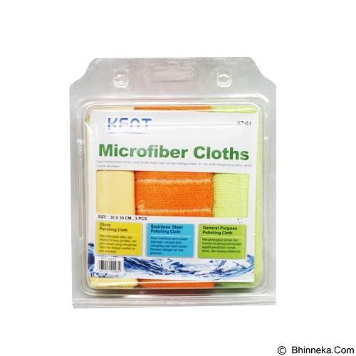 KENT Microfiber Cloths [KT-03] (Merchant) - Sponge/Microfiber/Lap Mobil