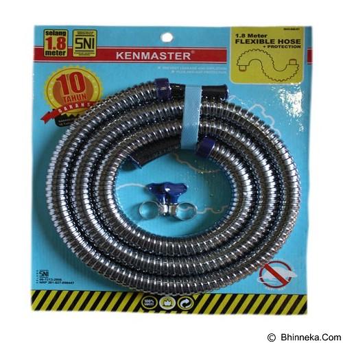 KENMASTER Selang Gas LPG Protect 1.8 meter (Merchant) - Kompor Gas