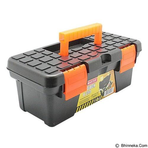 KENMASTER Tool Box Mini [B250] + 6 Obeng (Merchant) - Box Perkakas