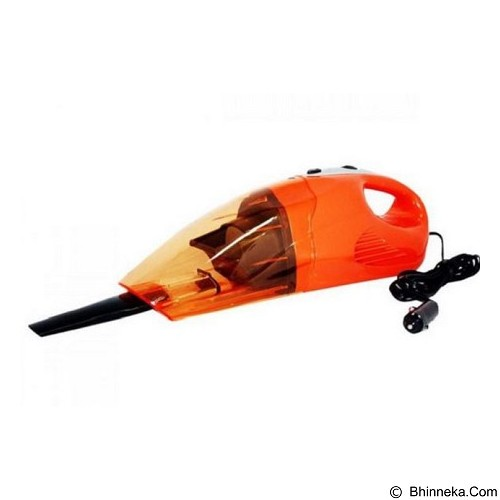 KENMASTER Vacuum Cleaner [KM004] -Transparent Orange (Merchant) - Vacuum Cleaner