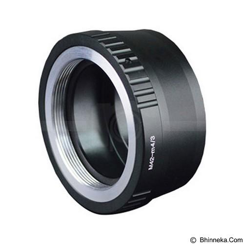 KERNEL Adapter Lensa M42 ke M 4/3 - Camera Lens Adapter and Bracket