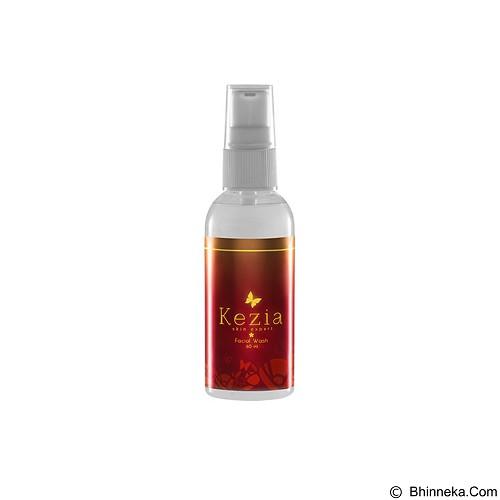 KEZIA SKIN EXPERT Facial Wash Whitening (Merchant) - Sabun Wajah
