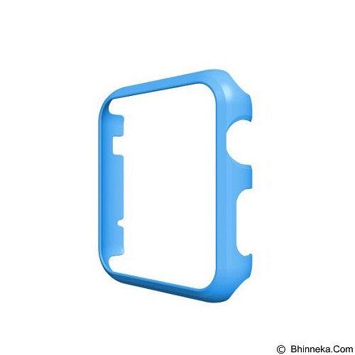 KIN Xo Slim Fit Case For Apple Watch 38 - Blue - Casing Smartwatch / Case