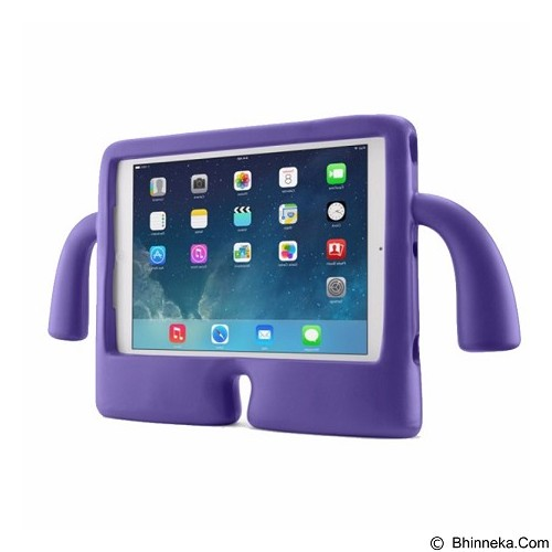 KIN ibuy Speck iguy Kiddie Case For Apple iPad Air 1/2 - Purple - Casing Tablet / Case
