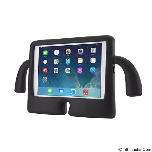 KIN ibuy Speck iguy Kiddie Case For Apple iPad Mini 1/2/3 - Black - Casing Tablet / Case