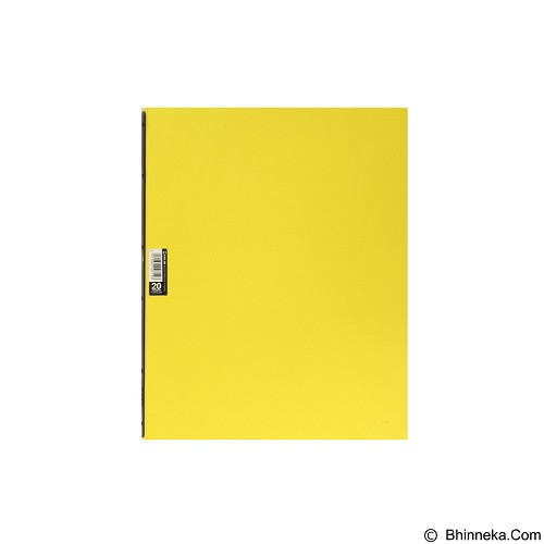 KING JIM Clear File Hikitas D Products [7175] - Yellow - Ordner / Binder