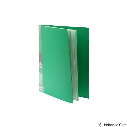 KING JIM Clear File Stick Type 7132W - Green - Map Plastik