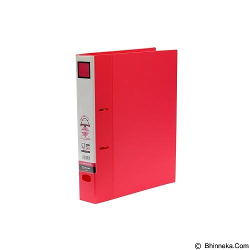 KING JIM D Ring File 697 - Red - Map Plastik