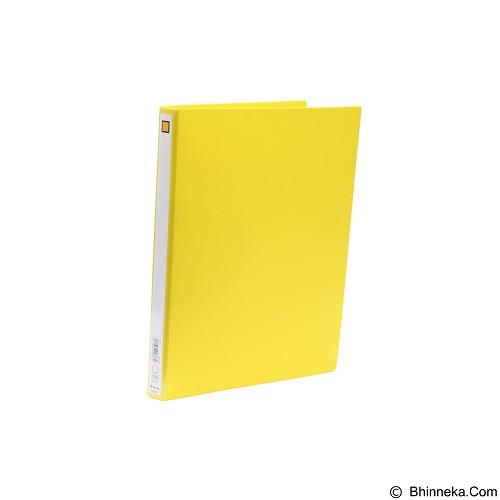 KING JIM D Ring File Economy [Type 611] - Yellow - Ordner / Binder