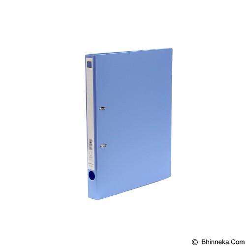 KING JIM D Ring File Economy Type 691 - Blue - Ordner / Binder