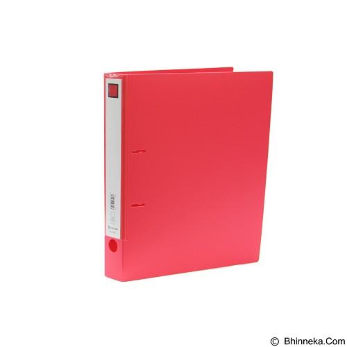 KING JIM D Ring File Economy [Type 692] - Red - Ordner / Binder