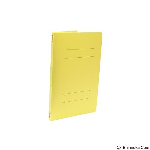 KING JIM Flat File Quick-In Pp 4432 - Yellow - Map Plastik