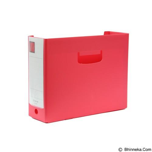 KING JIM G Box Pp 4633N - Red - Box File