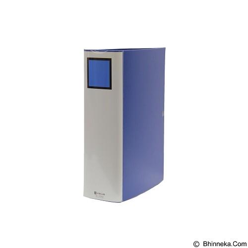 KING JIM Pipe File A4 8Cm [1478Ga] - Blue - Box File