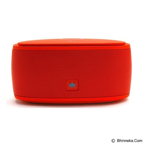 KINGONE K5 Speaker Bluetooth Super Bass with TF Card Slot and Mic [CSI-KOSK01RE] - Red - Speaker Bluetooth & Wireless