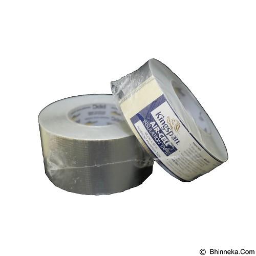 KINGSPAN Aluminium Tape [AT1] (Merchant) - Perekat Otomotif