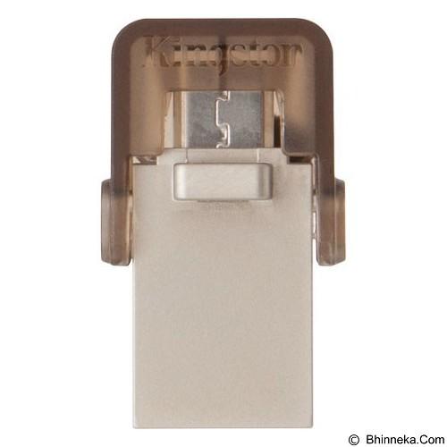 KINGSTON Data Traveler Micro Duo 32GB [DTDUO/32GB] - Usb Flash Disk Dual Drive / Otg