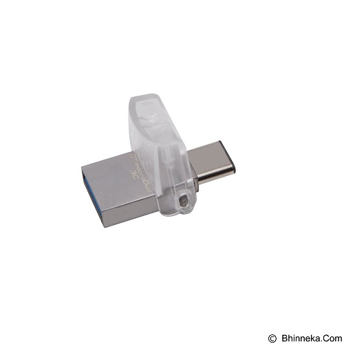 KINGSTON Data Traveler Micro Duo 64GB [DTDUO3C/64GB] - USB Flash Disk Dual Drive / OTG