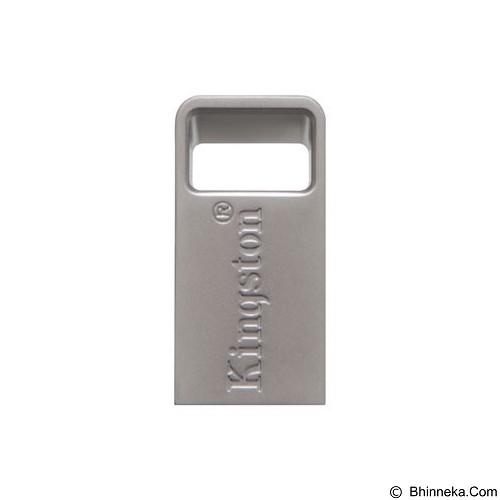 KINGSTON DataTraveler Micro USB 3.1 64GB [DTMC3/64GB] - USB Flash Disk Basic 3.0