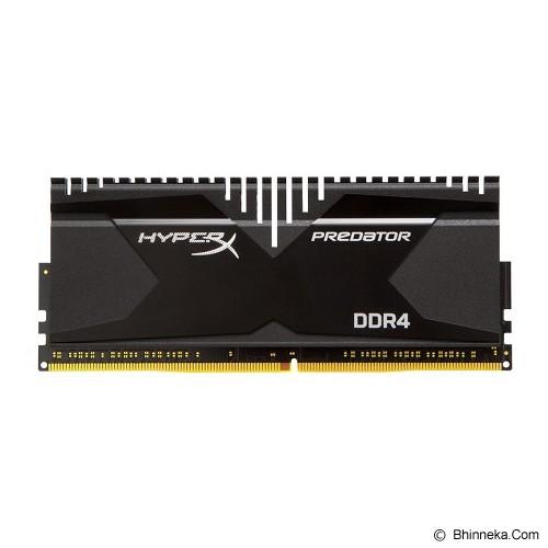 KINGSTON Memory PC 16GB DDR4 PC-22400 [Predator T2 HX428C14PB2K4/16] - Black - Memory Desktop Ddr4