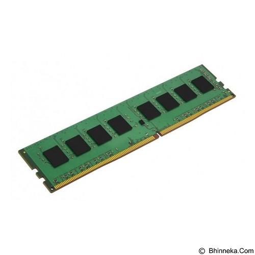 KINGSTON Memory PC 4GB DDR4 PC-17000 [KVR21N15S8/4] (Merchant) - Memory Desktop Ddr4