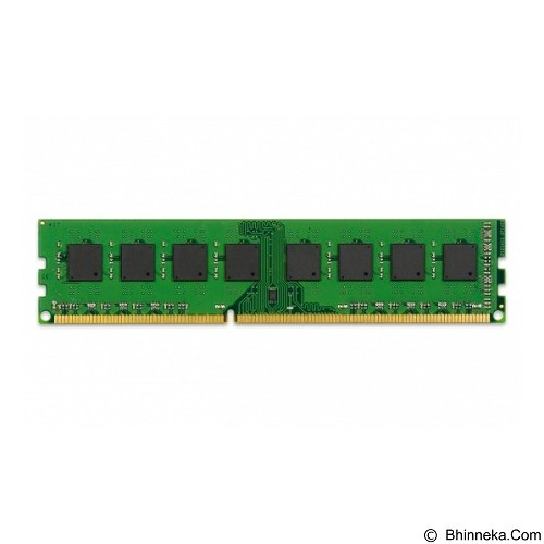 KINGSTON Memory PC 8GB DDR3L PC-12800 [KCP3L16ND8/8] - Memory Desktop Ddr3