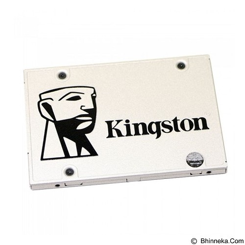 KINGSTON SSD Now UV400 Series 120GB [SUV400S37/120G] (Merchant) - Ssd Sata 2.5 Inch