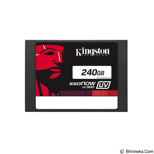 KINGSTON SSDNow UV300 Series 240GB [SUV300S37A/240G] - Ssd Sata 2.5 Inch