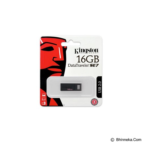 KINGSTON USB Flashdisk 16GB [KF-U7616-4P] (Merchant) - Usb Flash Disk Basic 2.0