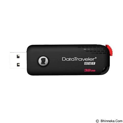KINGSTON USB Flashdisk 32GB [KF-U6332-4RB] (Merchant) - Usb Flash Disk Basic 2.0