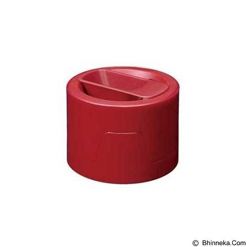 KINTO Column Coffee Dripper [22849] - Red (Merchant) - Mesin Kopi Manual