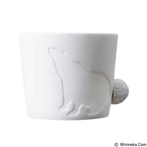 KINTO Mugtail Bear [22773] (Merchant) - Gelas