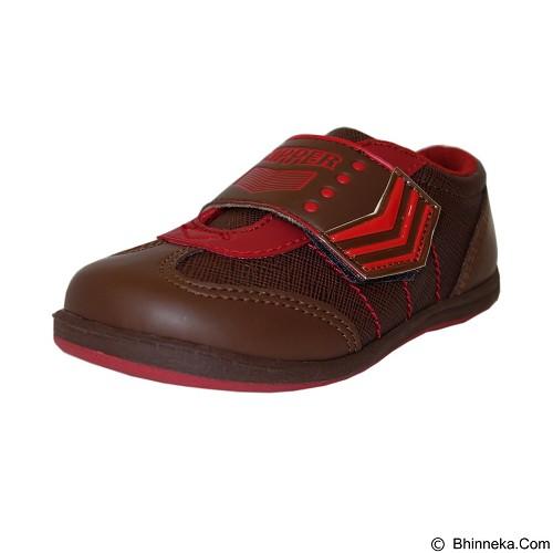 KIPPER Sepatu Anak London Size 28 - Brown - Sepatu Anak