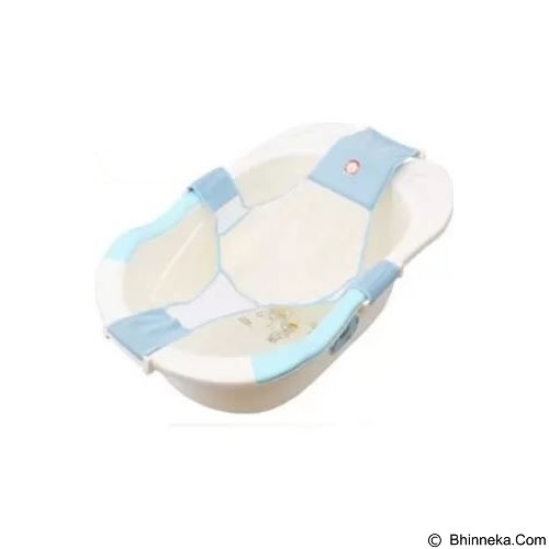 KLIK BUY Baby Bath Helper - Blue (Merchant) - Baby Bath Tub and Accesories