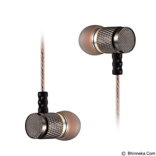KNOWLEDGE ZENITH Special Edition 7mm In Ear Earphones KZED - Multi Colour - Earphone Ear Monitor / Iem