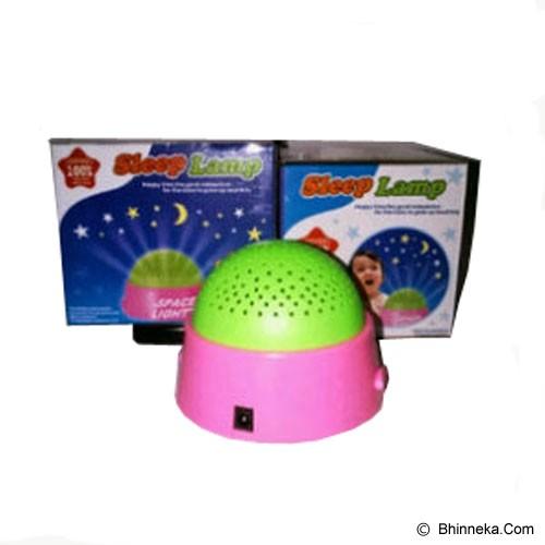 KOBUCCA SHOP Lampu Tidur Bayi Spacelight Sleeplamp - Lampu Meja