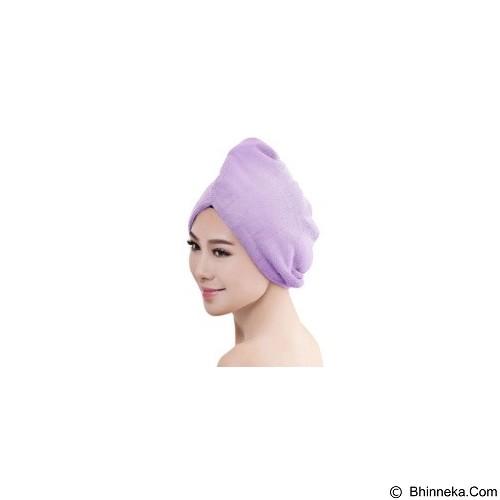 KOBUCCA SHOP Magic Towel - Purple (Merchant) - Seprai & Handuk