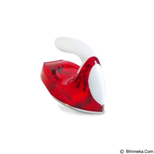KOBUCCA SHOP Mini Iron [430] - Red (Merchant) - Setrika Listrik