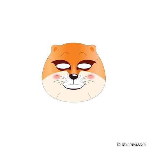 KOREA BEAUTY Charkle Fox Animal Relax Mask Sheet [001-009] - Masker Wajah