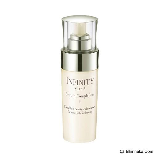 KOSE Infinity Serum Completion I Smooth & Moist 120 ml - Serum Wajah