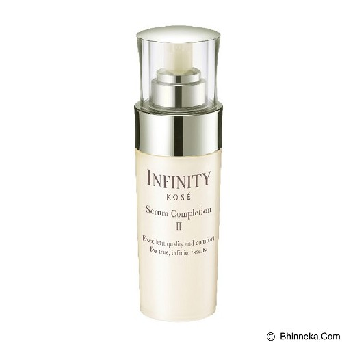 KOSE Infinity Serum Completion II Rich & Very Moist 120 ml - Serum Wajah