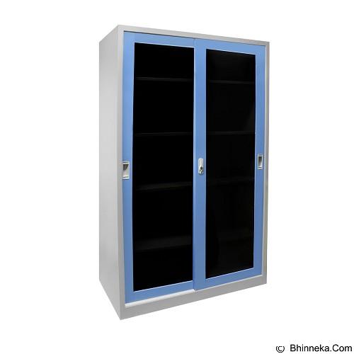 KOZURE Filling Cabinet [KF-01G] - Blue - Filing Cabinet / Lemari Arsip