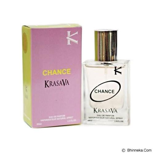 KRASAVA Chance EDP 30ml - Eau De Parfum untuk Wanita
