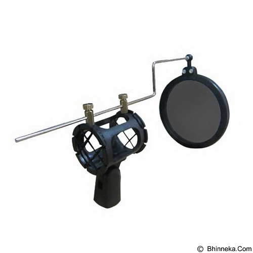 KREZT Pop Filter T4 - Microphone Aksesori