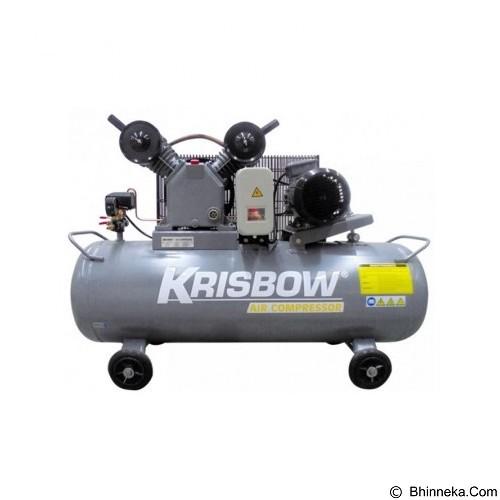 KRISBOW Air Compressor 7.5HP 420L 10BAR 380V 3PH [10029562] - Kompresor Angin