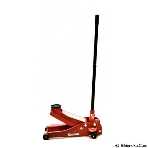 KRISBOW Hydraulic Garage Jack [KW0500756] - Dongkrak