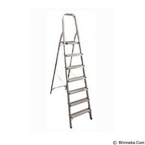 KRISBOW Ladder Step with Handle 1.5 Meter 7 Step [KW0102784] - Tangga