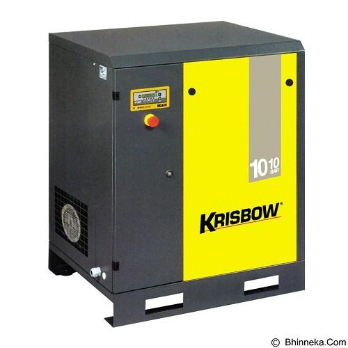KRISBOW Screw Compressor 10HP 10BAR 3PH [10038337] - Kompresor Angin