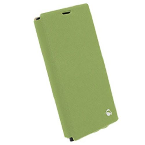 KRUSELL Malmo FlipCover for Nokia Lumia 1020 - Green - Casing Handphone / Case