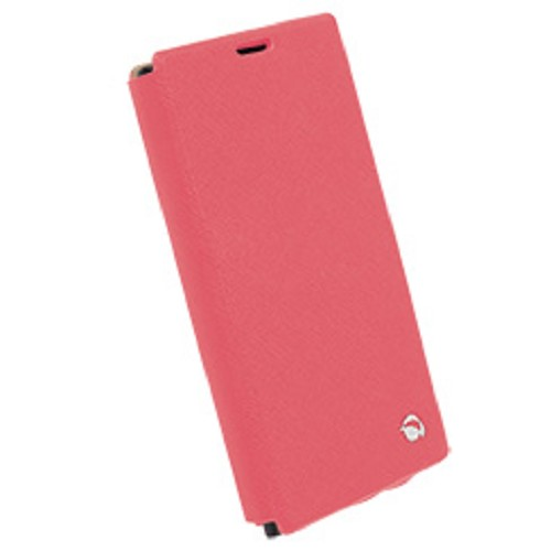 KRUSELL Malmo FlipCover for Nokia Lumia 1020 - Pink - Casing Handphone / Case